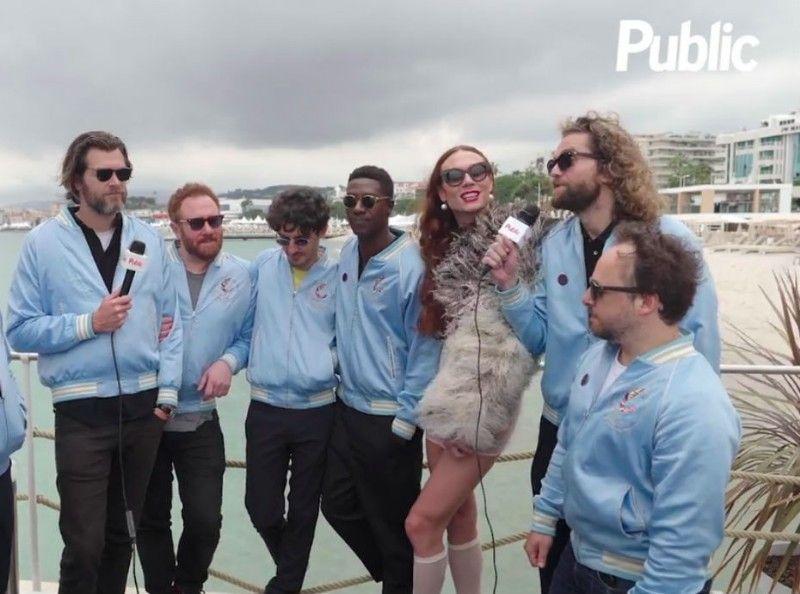 Cannes 2019. Alors on sort avec l'équipe du film Les Crevettes Pailletées !