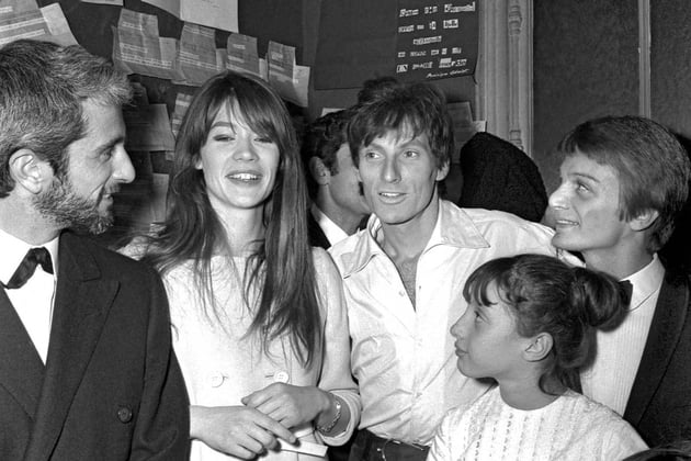Johnny et Sylvie, Françoise Hardy…: Dans l'intimité des Stars de la Chanson avec Hugues Vassal