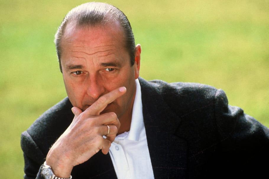 Jacques Chirac, icône de style à la française