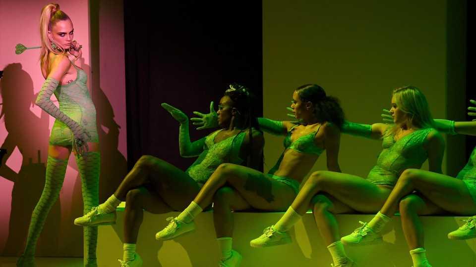Savage X Fenty : revivez en images l'incroyable défilé à New York