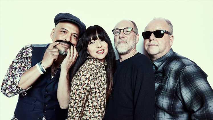 """Pixies : 5 choses à savoir sur leur nouvel album """"Beneath the Eyrie"""""""