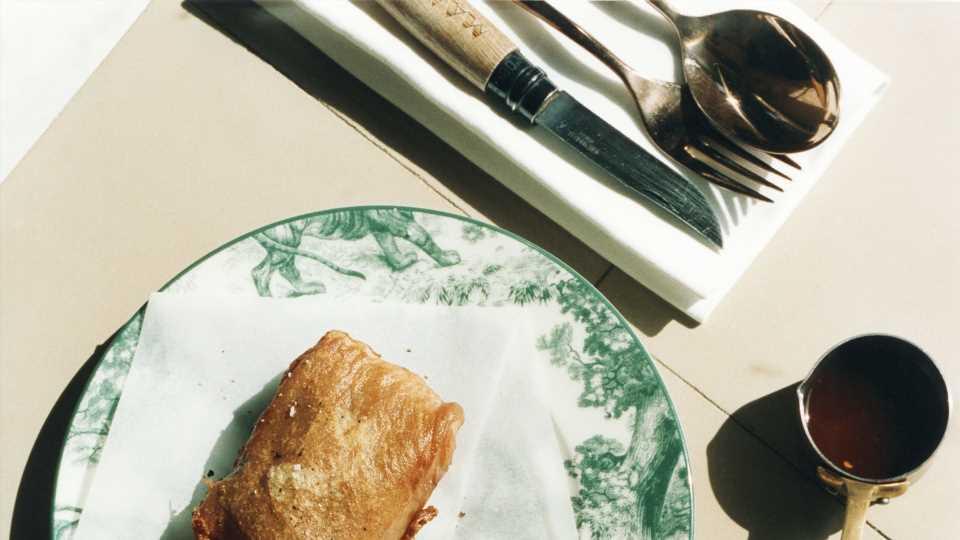 Jean Imbert dévoile sa recette secrète du fish & chips