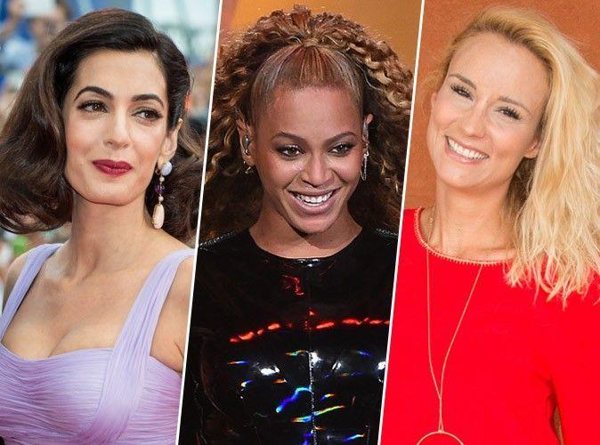 Photos : Amal Alumuddin, Beyoncé, Elodie Gossuin… Ces stars qui ont eu des jumeaux