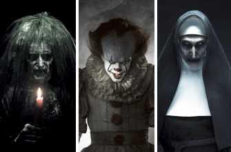 Insidious, Ça, Conjuring… Découvrez le vrai visage des monstres du cinéma (PHOTOS)