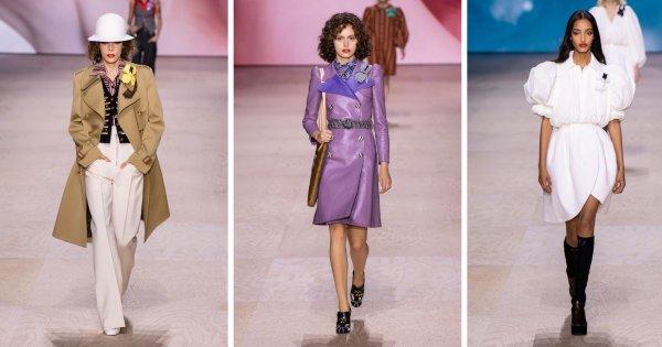 Défilés printemps-été 2020 : le protocole vestimentaire de Louis Vuitton