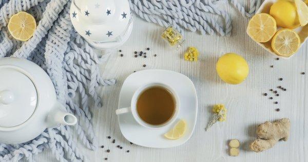 10 recettes naturelles pour lutter contre le rhume et rester en forme l'hiver