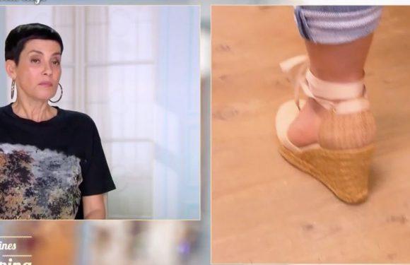 VIDEO Les Reines du Shopping: Cristina Cordula n'est pas du tout convaincue par le choix d'une candidate