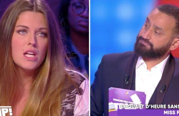 VIDEO Miss France grossophobe? Amandine Billoux clashe Sylvie Tellier dans TPMP