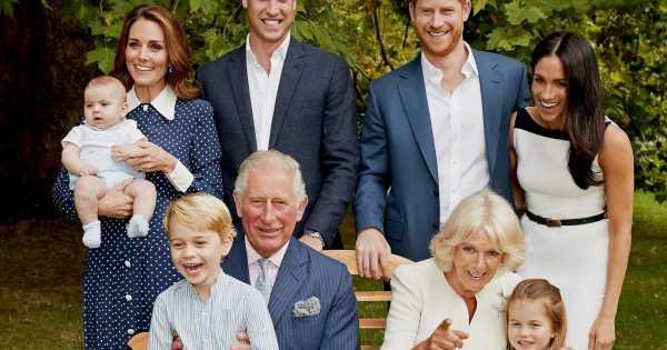 George, Charlotte et Archie dans 20 ans : leurs étonnants portraits en morphing