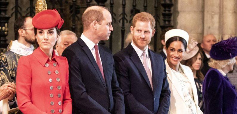 Ce commentaire désobligeant du prince William sur Meghan Markle