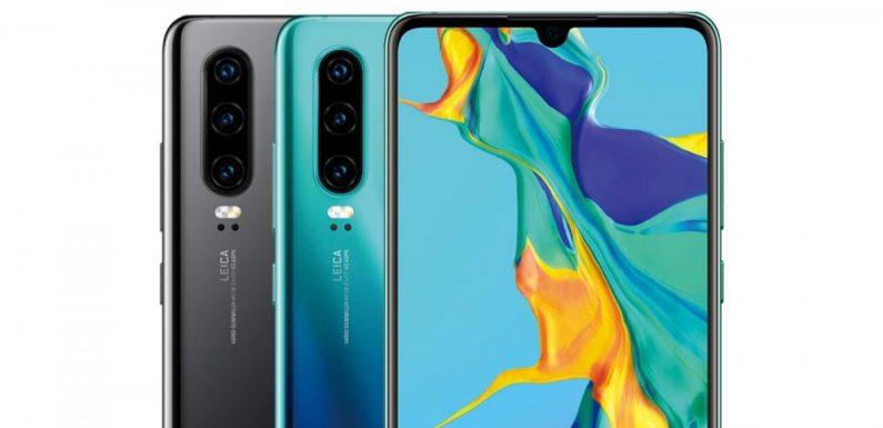 Bon Plan Huawei P30 : Grosse promo sur le smartphone Huawei
