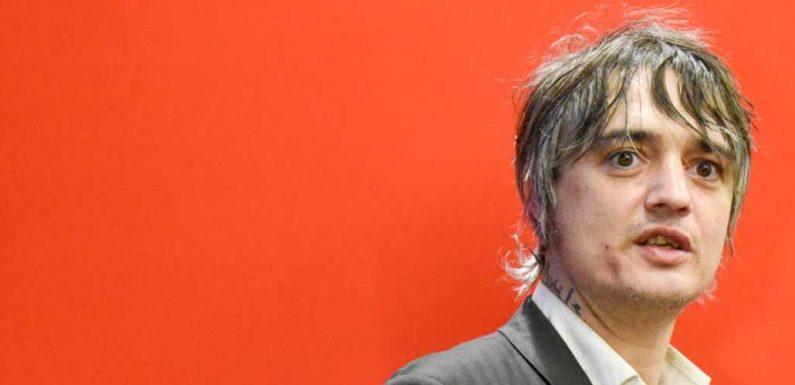 L'ex de Kate Moss, Pete Doherty, face à ses démons: le chanteur placé en garde à vue à Paris