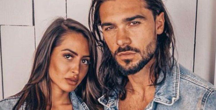 PHOTO Julien Guirado fait une véritable déclaration d'amour à sa chérie et en profite pour tacler ses ex