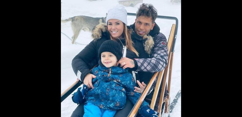 Kelly Helard et Neymar réconciliés : belle photo de famille pour l'officialiser