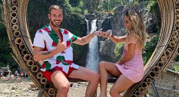Julien Bert et Hilona en couple avant Les Princes et les Princesses de l'Amour 3 ? Il partage une vidéo surprenante