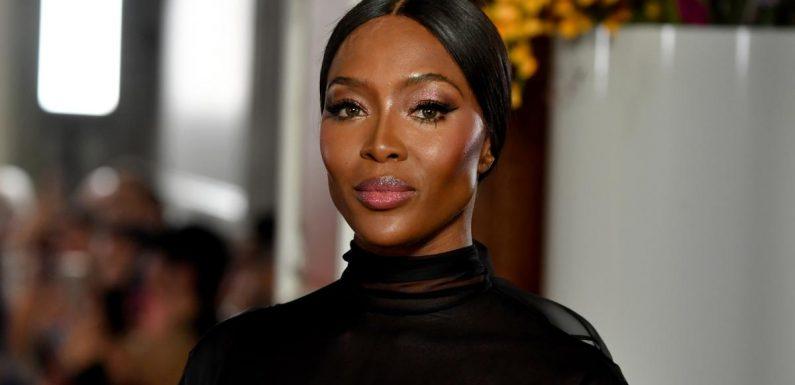 Naomi Campbell, l'ultime icône de la mode ?