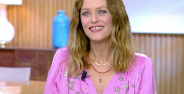"VIDEO Vanessa Paradis: ce conseil ""fou"" que lui a donné Maxime Le Forestier"