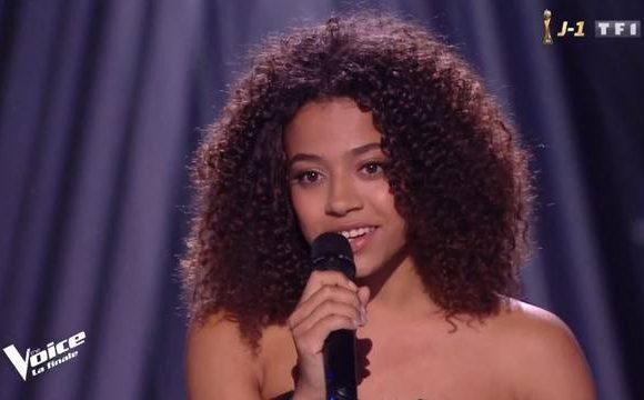 Voici le premier single de Whitney, la dernière gagnante de «The Voice»
