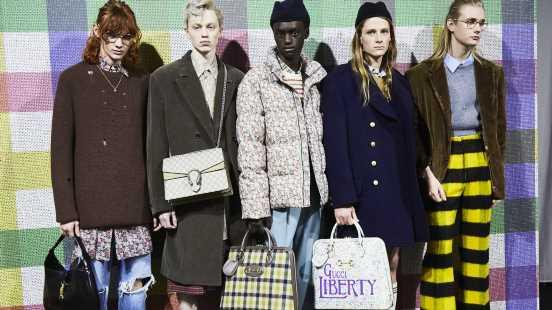Gucci : 5 choses à retenir du défilé homme automne-hiver 2020-2021   Vogue Paris