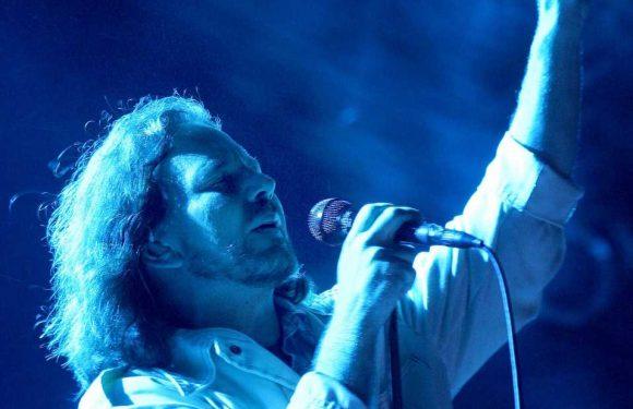 Pearl Jam dévoile la tracklist de son prochain album