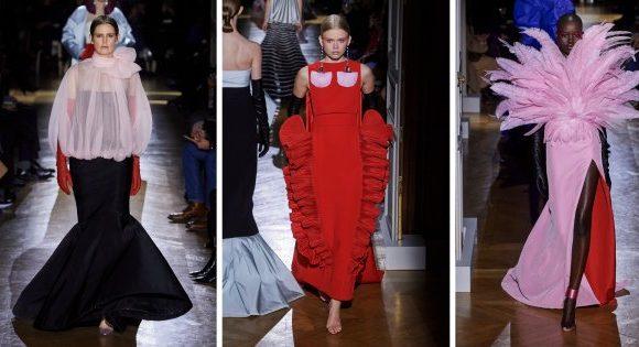 Haute Couture printemps-été 2020 : Les secrets de création de Valentino