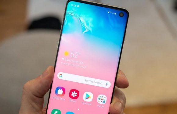 Bon Plan Samsung Galaxy S10e : -40% de réduction sur le smartphone compact