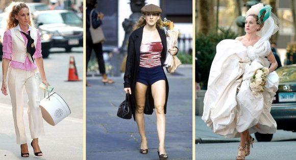 Les looks les plus iconiques de Carrie Bradshaw