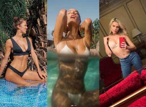 Iris Mittenaere, Alessandra Ambrosio, Clara Morgane… le best of Instagram de la semaine
