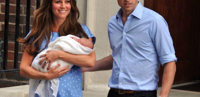 Kate Middleton et William paniqués devant un siège auto, cette drôle d'anecdote