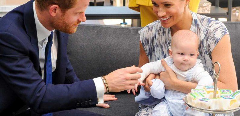 Archie, le fils de Meghan Markle et Harry : pourquoi son éducation inquiète Elizabeth II