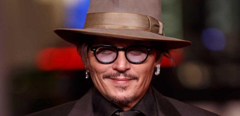 """Johnny Depp au tribunal : accusé de """"battre sa femme"""", il tente de laver son nom"""