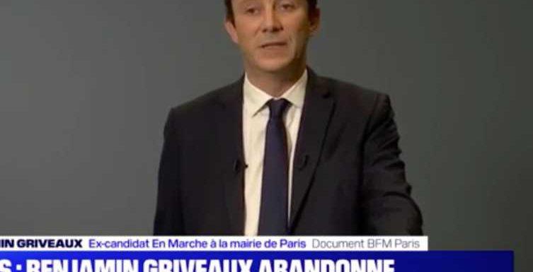 Benjamin Griveaux: l'ex-candidat à la mairie de Paris réagit pour la première fois au scandale