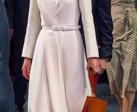 Royal Style – Rania, retour sur ses looks pour ses invités norvégiens