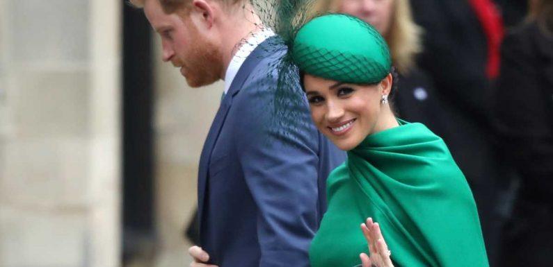 Meghan Markle interdit au prince Harry de retourner en Angleterre pour voir son père contaminé par le coronavirus