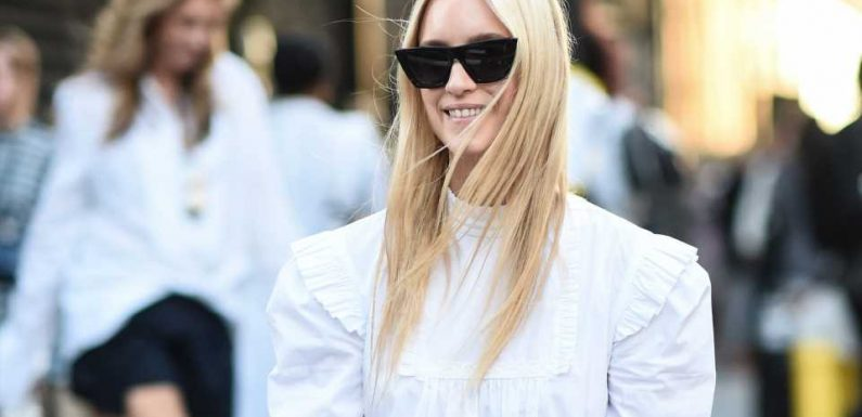 5 robes blanches pour calquer la tendance baby doll | Vogue Paris