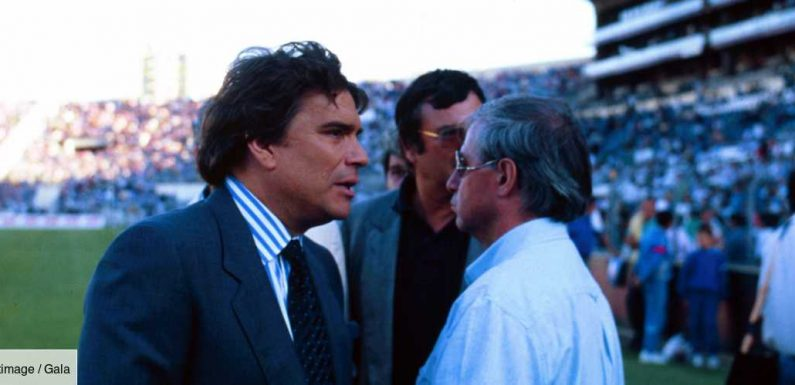 Bernard Tapie très affecté par la mort de Michel Hidalgo
