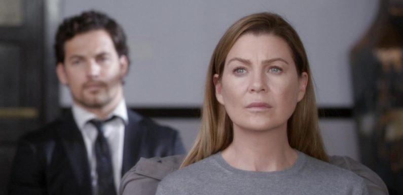 Grey's Anatomy saison 16 : Le procès de Meredith et une terrible nouvelle pour Maggie la semaine prochaine sur TF1