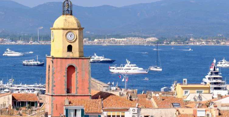 Saint Tropez Corona