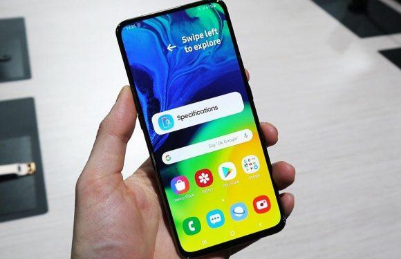 Bon Plan Samsung Galaxy A80 : Le milieu de gamme au triple capteur photo en baisse de 290 euros