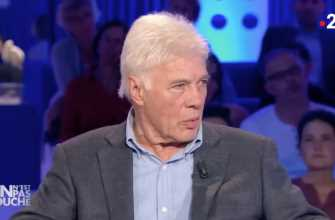 Quand Guy Bedos évoquait sa mort : l'hommage émouvant d'ONPC (France 2) (VIDEO)