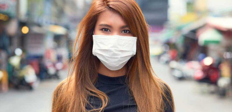Ce spécialiste de la santé revient sur l'importance du port du masque avec un chiffre saisissant !