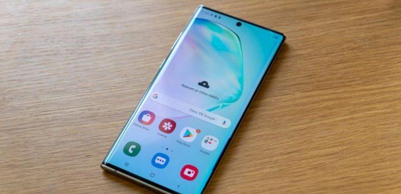 Bon Plan Samsung Galaxy Note 10+ : Le prix du smartphone accuse une forte baisse