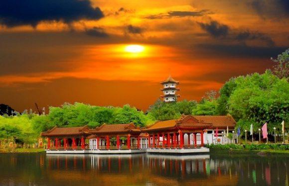 Singapour : les Jardins Chinois et Japonais en images