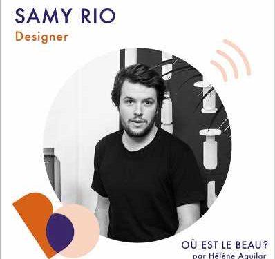 « Où est le beau ? » x ELLEDéco Samy Rio l'artisan du bambou