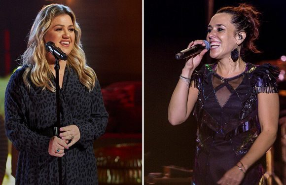 """Kelly Clarkson et Zaz: les secrets de leur duo """"I Dare You"""""""
