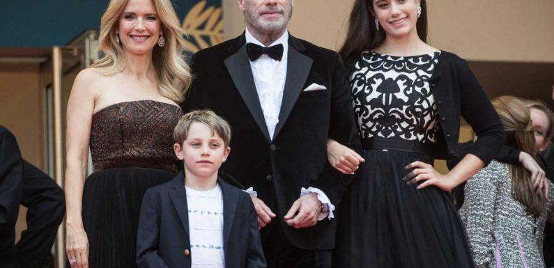 PHOTOS – Kelly Preston et John Travolta : qui sont leurs enfants ?