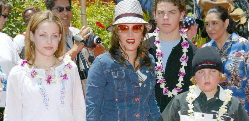 PHOTOS – Lisa Marie Presley : qui sont ses enfants ?