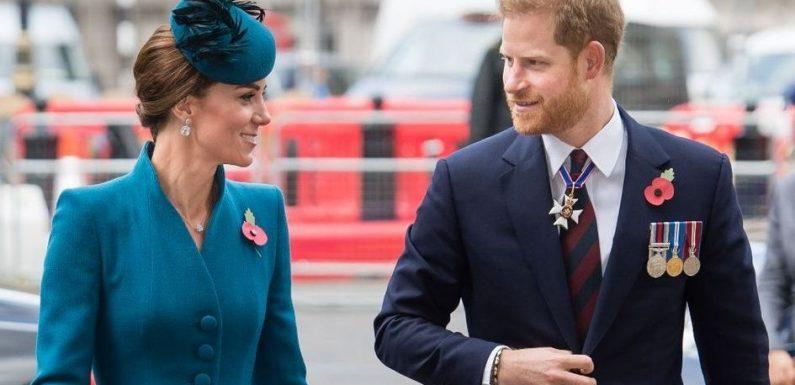 Kate a-t-elle mis en garde Harry sur sa relation avec Meghan ?