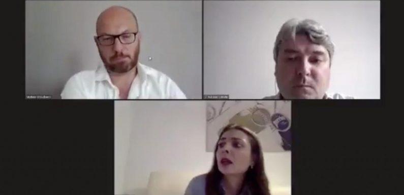 """La vidéo """"choc"""" de l'agression d'une élue française fait le tour du web et scandalise les internautes"""