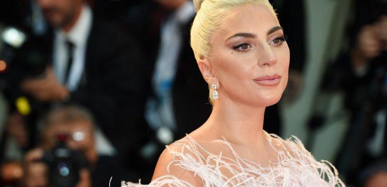 Lady Gaga, muse du nouveau parfum Valentino